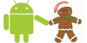 android y gingerbread 300x148 #Android #2.3 #Gingerbread cambios #API