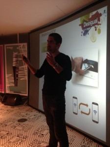Speech at Desigual